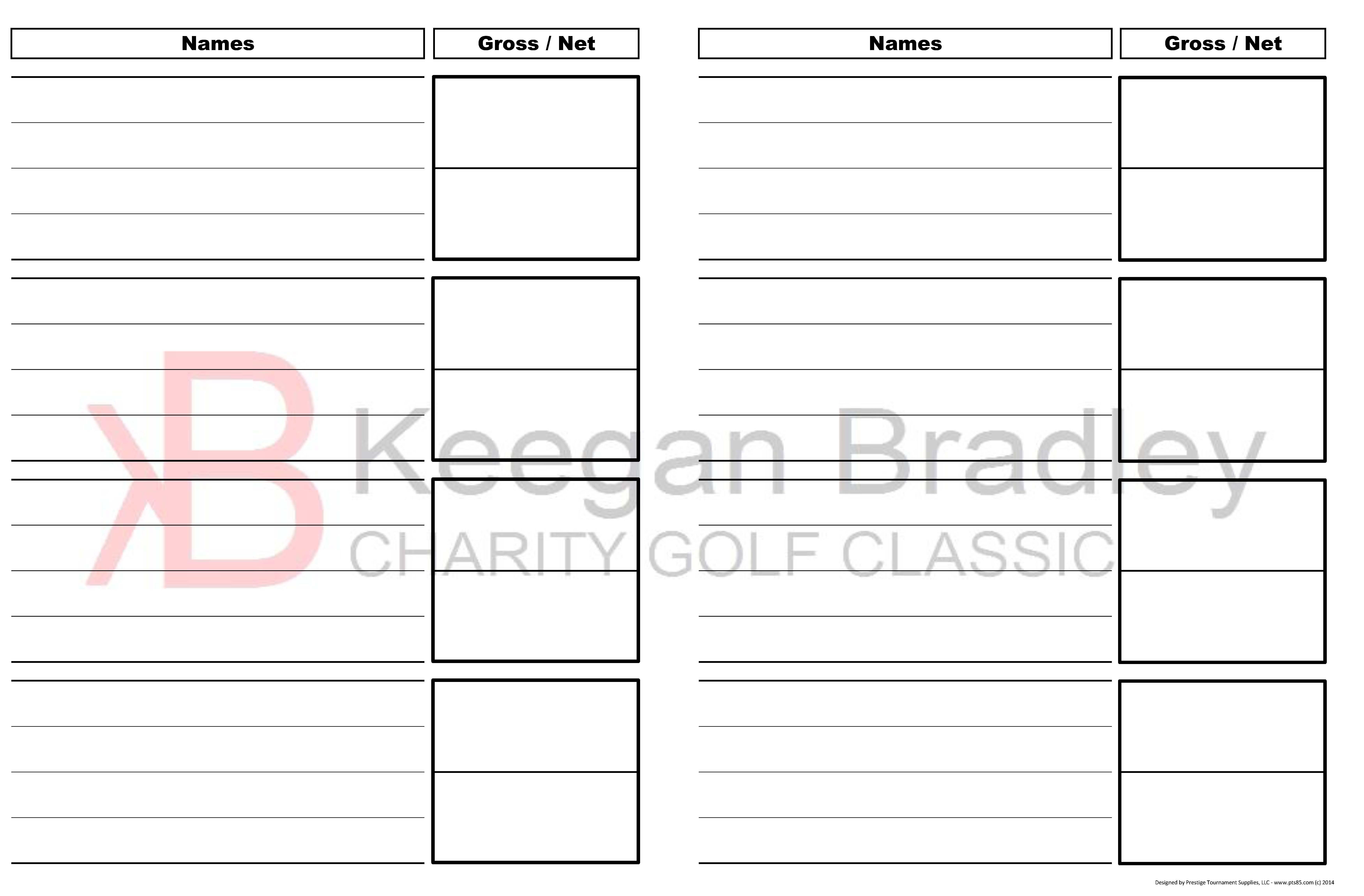 team sign up sheet template